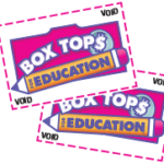 Turn in Your Box Tops Now!